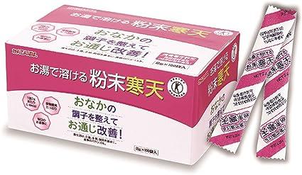 伊那食品工業 お湯で溶ける粉末寒天 2g×100P
