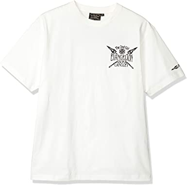 EVANGELION × LOW BLOW KNUCKLE アスカ モーター ガール Tシャツ 262052003002