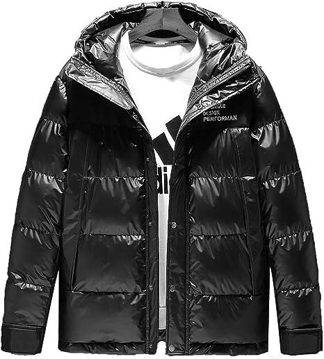 AiLoKoSo キルティング 中綿ジャケット ダウンコート 迷彩柄 ジャンパー アウター メンズ ジュニア フード付き カジュアル 冬服 おしゃれ 防寒着 ファッション