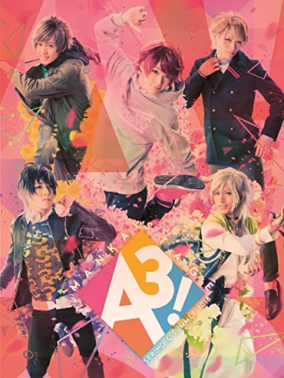 MANKAI STAGE『A3! 』~SPRING & SUMMER 2018~(初演特別限定盤)[Blu-ray]