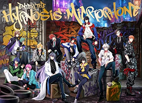 ヒプノシスマイク-Division Rap Battle- 1st FULL ALBUM「Enter the Hypnosis Microphone」 (初回限定LIVE盤)...