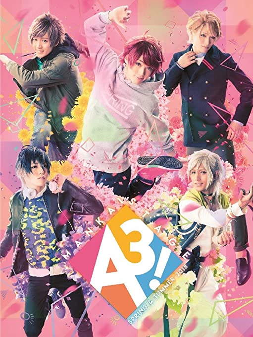 MANKAI STAGE『A3! 』~SPRING & SUMMER 2018~(通常盤)[DVD]