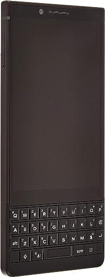 BlackBerry KEY2 Black RAM6GB/ROM128GB 【日本正規代理店品】 BBF 100-9 Android SIMフリー スマートフォン QWERT...