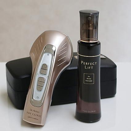 <プレミアムセット>美顔器Dr.Arrivo THE CLINIC & 専用美容液100ml PERFECT LIFT for ArrivoTHE CLINIC