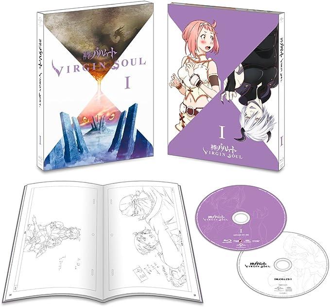 神撃のバハムート VIRGIN SOUL I(初回限定版) [Blu-ray]