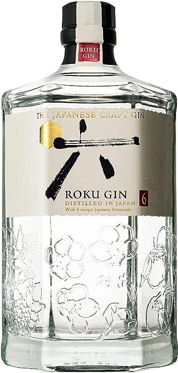 サントリー ジャパニーズクラフトジン ROKU <六> [ ジン 700ml ]