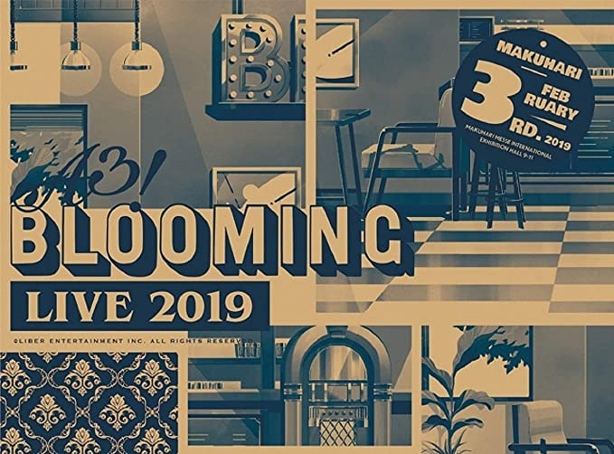 A3! BLOOMING LIVE 2019 幕張公演版[DVD]