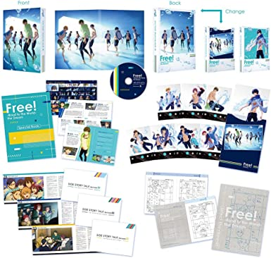 劇場版 Free! -Road to the World- 夢[DVD]