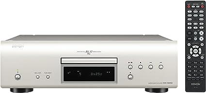 デノン Denon DCD-1600NE CDプレーヤー SACDプレーヤー スーパーオーディオ対応 プレミアムシルバー DCD-1600NESP