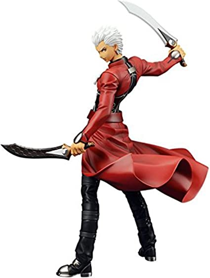 Fate/stay night [Unlimited Blade Works] アーチャー 1/8スケール PVC製 塗装済 完成品フィギュア
