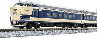 カトー(KATO) Nゲージ 583系 基本 6両セット 10-1237 鉄道模型 電車
