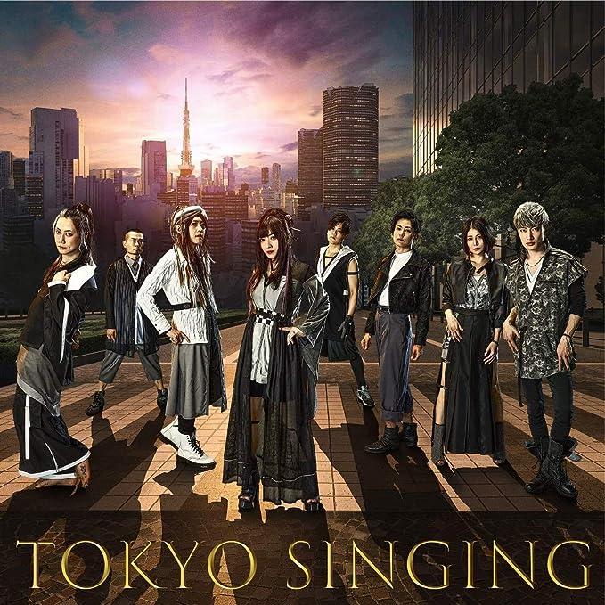 "【Amazon.co.jp限定】TOKYO SINGING(初回限定映像盤)(Blu-ray付)(特典:""TOKYO SOUVENIR""ポストカード付)"