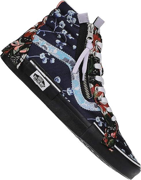 [バンズ] スニーカー スケートハイリイシューCAP 2020SS限定カラー SK8-HI FLORAL BROCADE/BLACK VN0A3WM1XHQ 27.5