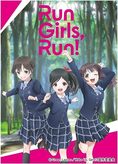キャラクタースリーブ Wake Up, Girls!新章 Run Girls, Run!(EN-541)