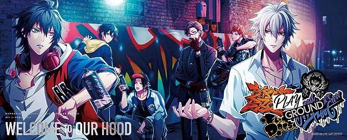 【店舗限定特典あり】ヒプノシスマイク -Division Rap Battle-4th LIVE@オオサカ《Welcome to our Hood》 DVD (コンパクトミラ...