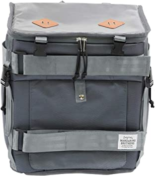 MANDARINE BROTHERS マンダリンブラザーズ SCOUT CARRY BACKPACK グレー