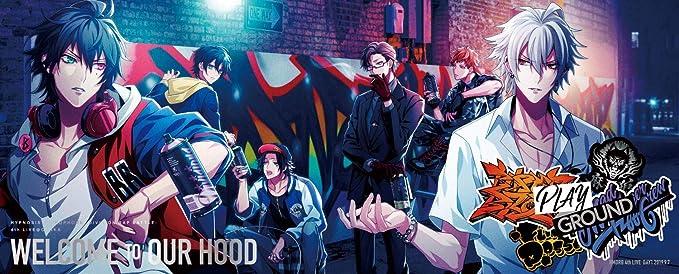 ヒプノシスマイク -Division Rap Battle-4th LIVE@オオサカ《Welcome to our Hood》 DVD