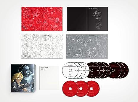 鋼の錬金術師 FULLMETAL ALCHEMIST Blu-ray Disc Box(完全生産限定版)
