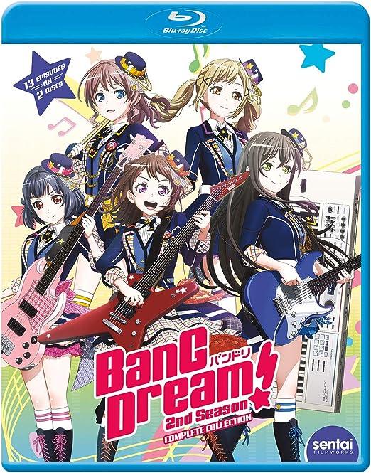 Bang Dream: 2nd Season [Blu-ray]