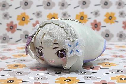 畑山商事 もちもち筒型 マスコット Re:ゼロ(リセ゛ロ) エミリア