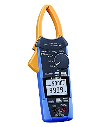 HIOKI (日置電機) AC/DCクランプメータ(AC/DC1000A) CM4375