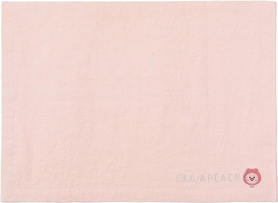 [オフィシャル] カカオフレンズ - ちびアピーチピンクテーブルマット KAKAO FRIENDS - Chibi Apeach Pink Table Mat