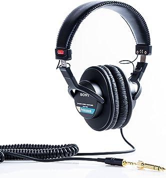 SONY ステレオヘッドホン MDR-7506