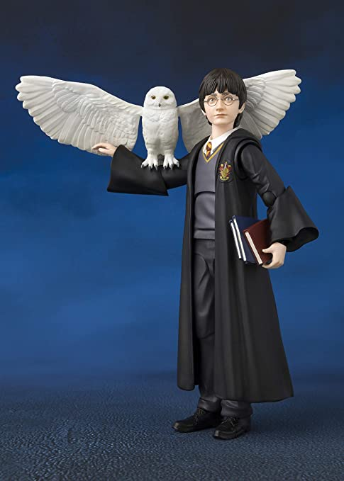 S.H. Figuarts 哈利·波特与魔法石 ( Harry Potter 哈利波特神秘的魔法石 ) 约120 mm abs&pvc 制已上色可动手办