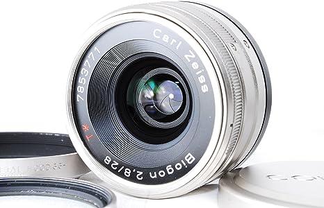 CONTAX コンタックス Carl Zeiss Biogon 28mm F2.8 T* G用