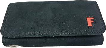 FALCON(ファルコン) 携帯コインホルダー「コインホーム」 専用ケース スエード (ブラック) 横11×縦6×厚さ2cm F8050