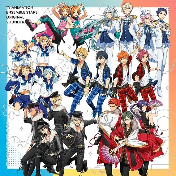 TVアニメ 『あんさんぶるスターズ! 』 オリジナルサウンドトラック