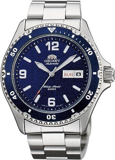 [オリエント時計] 腕時計 オートマティック Mako マコ ダイバーズウォッチ 国内メーカー保証付き SAA02002D3