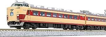 KATO Nゲージ 485系200番台 6両基本セット 10-1479 鉄道模型 電車
