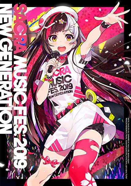 【Amazon.co.jp限定】SACRA MUSIC FES.2019 -NEW GENERATION-(通常盤)(トートバッグ付) [Blu-ray]