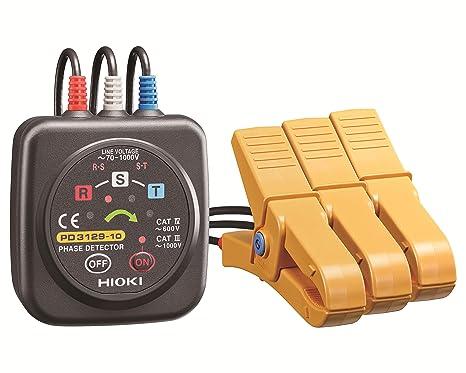 HIOKI (日置電機) 検相器 ワイドタイプ PD3129-10