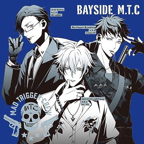 「ヒプノシスマイク -Division Rap Battle-」キャラクターソングCD2「BAYSIDE M.T.C」 ヨコハマ・ディビジョン「MAD TRIGGER CREW」