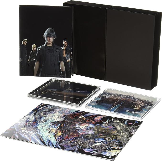 FINAL FANTASY XV Original Soundtrack【映像付サントラ/Blu-ray Disc初回生産限定特装盤】限定版