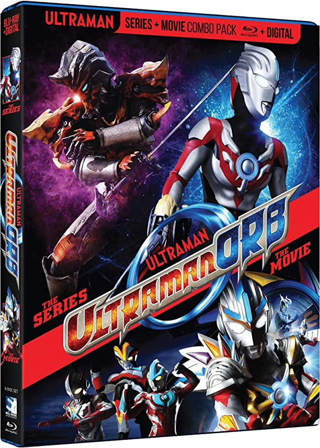 Ultraman Orb Series & Movie [Blu-ray]