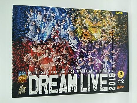 ミュージカル テニスの王子様 コンサート Dream Live 2018(SP版)(Blu?ray Disc)