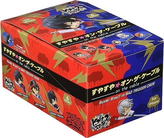 ヒプノシスマイク -Division Rap Battle- Buster Bros VS MAD TRIGGER CREW すやすやオンザケーブル BOX商品 1BOX=6...