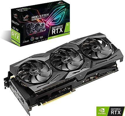 ASUS NVIDIA RTX2080Ti 搭載 トリプルファンモデル 11GB ROG-STRIX-RTX2080TI-O11G-GAMING