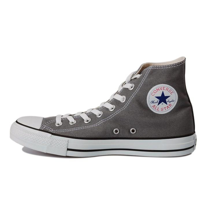 【converse】 コンバース CANVAS ALL STAR HI キャンバス オールスター ハイ CHARCOAL
