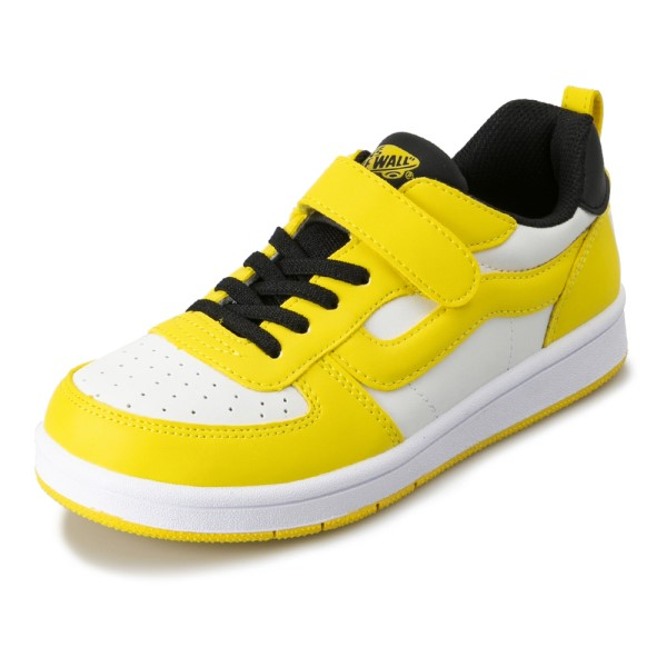 キッズ 【VANS】 ヴァンズ LENG(15-22) V2003K LEMON/WHITE