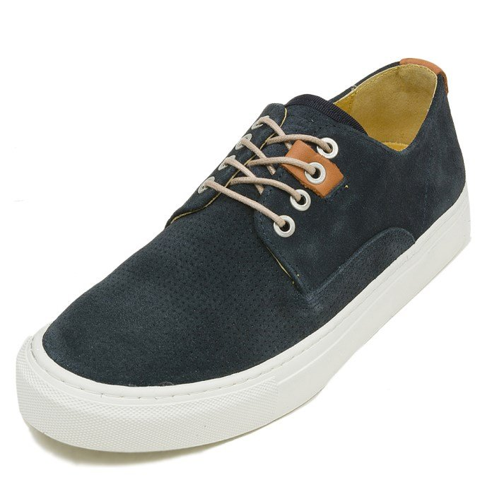 【OVERSTATE】 LACE UP 106 NAVY