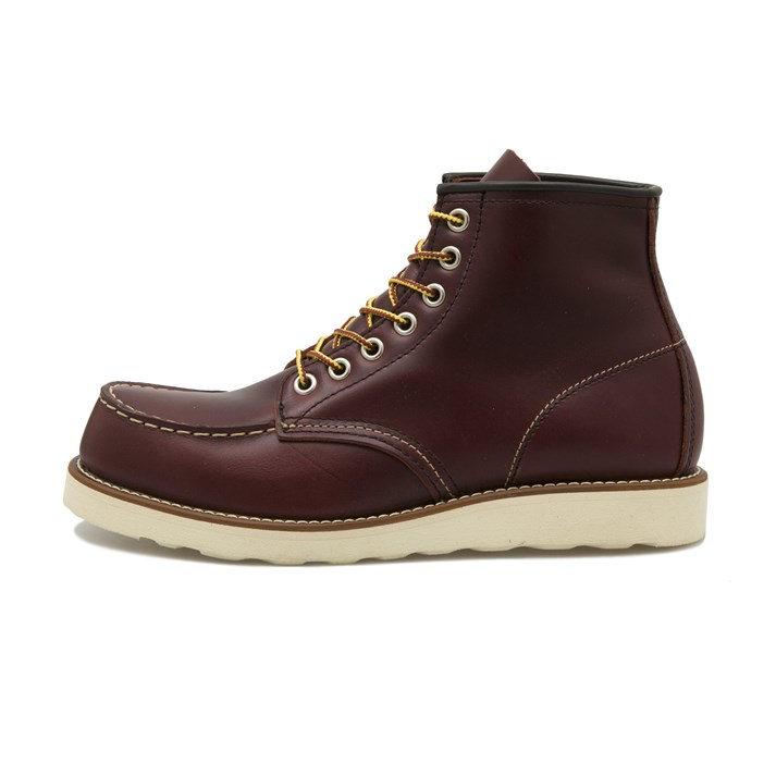 【HAWKINS】 ホーキンス 6INCH MOC TOE HL40061 FG/RED BROWN