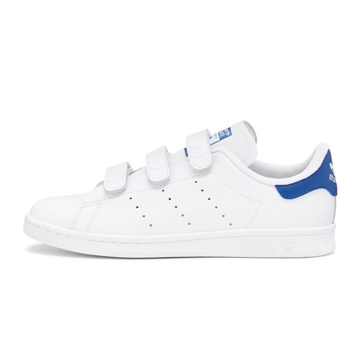 【adidas】 アディダスオリジナルス STAN SMITH CF スタンスミス CF S80042 ABC-MART限定 WHT/WHT/CROYAL