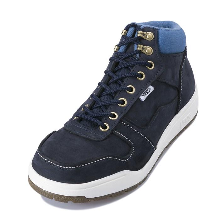 【VANS】 ヴァンズ WORKER BEE V2552SNOW 冬靴 N/NAVY