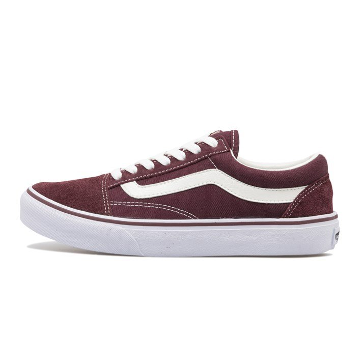 【VANS】OLD SKOOL DX ヴァンズ オールドスクールDX V36CL+ BURGUNDY