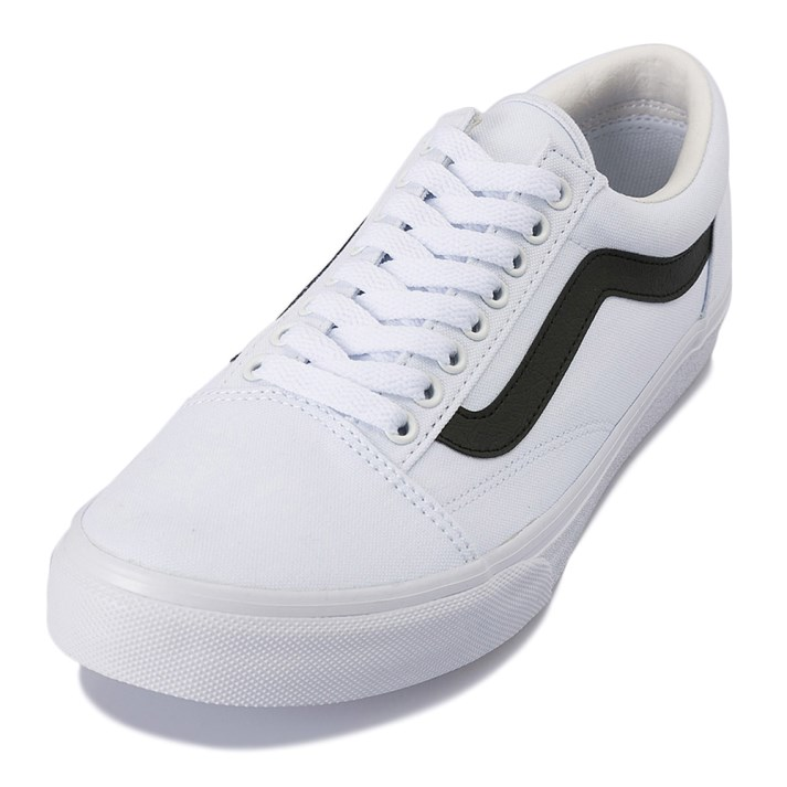 【VANS】 ヴァンズ OLD SKOOL DX オールドスクール DX V36CL+ CVS WHITE/BLACK
