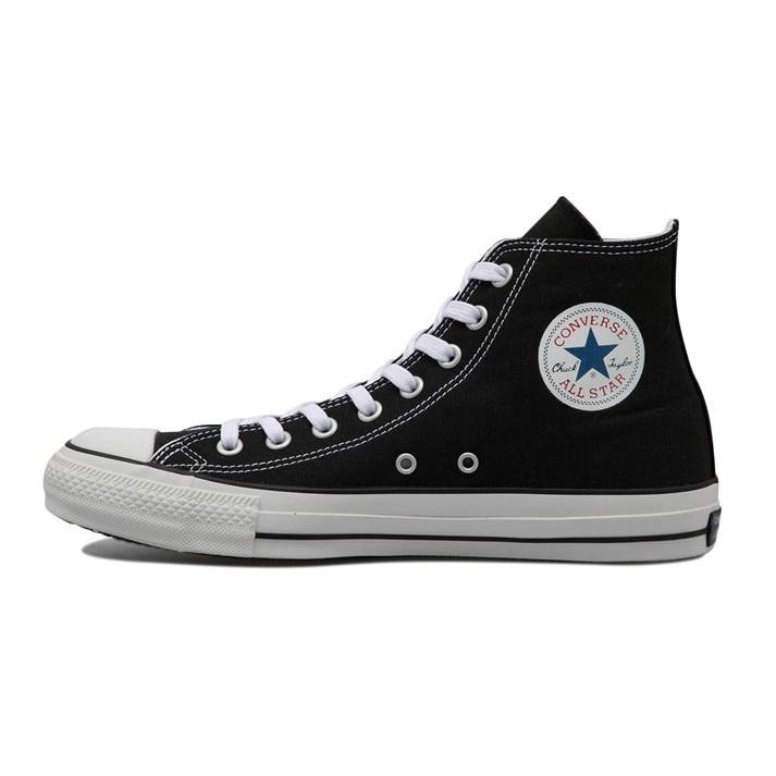 【CONVERSE】 コンバース ALL STAR 100 COLORS HI オールスター 100 カラーズ ハイ 32960561 BLACK